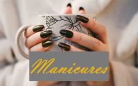 Manicures Canton OH | ScissorWizard Hair Design Canton OH